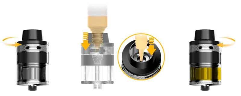 Aspire-Revvo-tank-filling