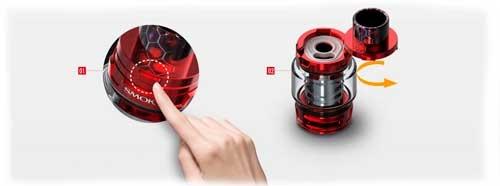 SMOK-TFV12-P-slide-open